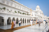The Harmandir Sahib Complex, Amritsar, India — Stock Photo