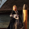 Carnival of Venice - Stock Photo