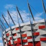 National Stadium in Warsaw, Poland — Stock Photo #10176979