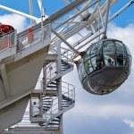 London Eye - Capsule Detail — Stock Photo #10278612