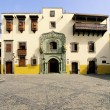 Columbus House(Casa de Colon), Las Palmas, Canary Islands, Spain - Stock Photo