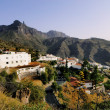 Tejeda, Gran Canaria, Canary Islands, Spain — Foto Stock