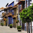 Teror, Gran Canaria, Canary Islands, Spain — Stockfoto