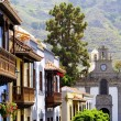 Teror, Gran Canaria, Canary Islands, Spain - Stock Photo