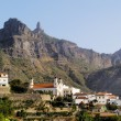Stock Photo: Tejeda, GrCanaria, Canary Islands, Spain