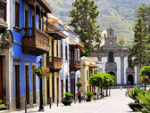 Teror, Gran Canaria, Canary Islands, Spain — Stock Photo
