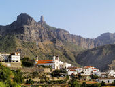 Tejeda,格兰加那利岛,加那利群岛西班牙 — 图库照片