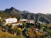 Tejda, Gran Canaria, Canary Islands, Spain — Stock Photo