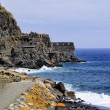 Castel del Mar, La Gomera, Canary Islands, Spain - Stock Photo