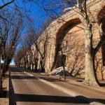 Perugia Walls, Italy — Stock Photo