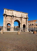 The Arch of Constantine, Rome, Italy — Stock Photo