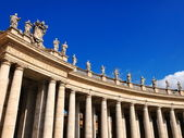 St Peter's Square, Vatican — Stock Photo