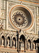Basilica Detail, Florence, Italy — Stock Photo
