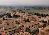 Assisi, italia — Foto de Stock