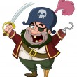 Pirate - Stock Vector