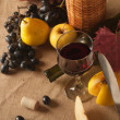 Red wine — Stock Photo #7983326