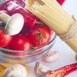 Italian Pasta — Stock Photo #8737580
