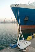 Merchant ship — Stock Photo