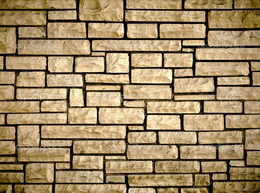 Sfondo di texture di muro in pietra — Foto Stock © Vladitto #8361341