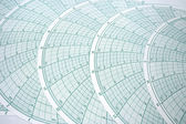Abstract Spherical Graph Design — Stock Photo