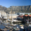 Quayside Cape Town South Africa — Stock Photo