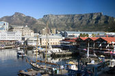 Quayside cape town güney afrika — Stok fotoğraf