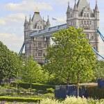 The famous Tower Bridge — Stock Photo
