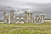 The Stonehenge — Stock Photo