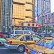 Stock Photo: Traffic jam in Shanghai