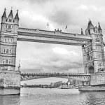 The Tower Bridge, London — Stock Photo