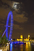 London by night — Stock Photo
