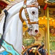 Horses on Merry Go Round — Stock Photo #10597182