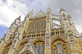 The Westminster Abbey, London — Stock fotografie