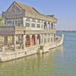 Постер, плакат: The Marble Boat of Purity and Ease Summer Palace