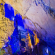 Stock Photo: Cavern in Guilin