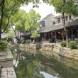 Suzhou village, Jiangsu, China — Stockfoto #8679648