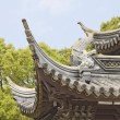 Asian architecture — Stock Photo