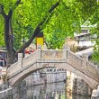 Canal in Suzhou — Stock Photo