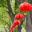 Oriental lanterns - Stock Photo