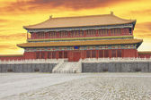 Beijing's Forbidden City — Stockfoto