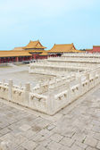The Forbidden City in Beijing — Zdjęcie stockowe