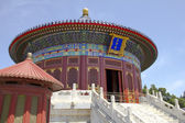 Temple of Heaven in a sunny day — Stock Photo