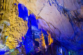 Cavern in Guilin — Stock Photo