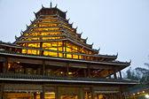 Chinese pavilion — Stockfoto