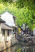 Dorf von suzhou — Stockfoto