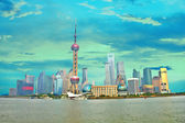 Shanghai Pudong — Stock Photo