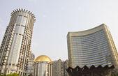 Afternoon in Shanghai — Стоковое фото
