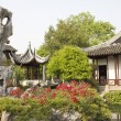 Classical Chinese garden — Stock Photo