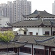 Stock Photo: Typical old architecture of Shanghai
