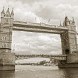 Stock Photo: Tower Bridge, London